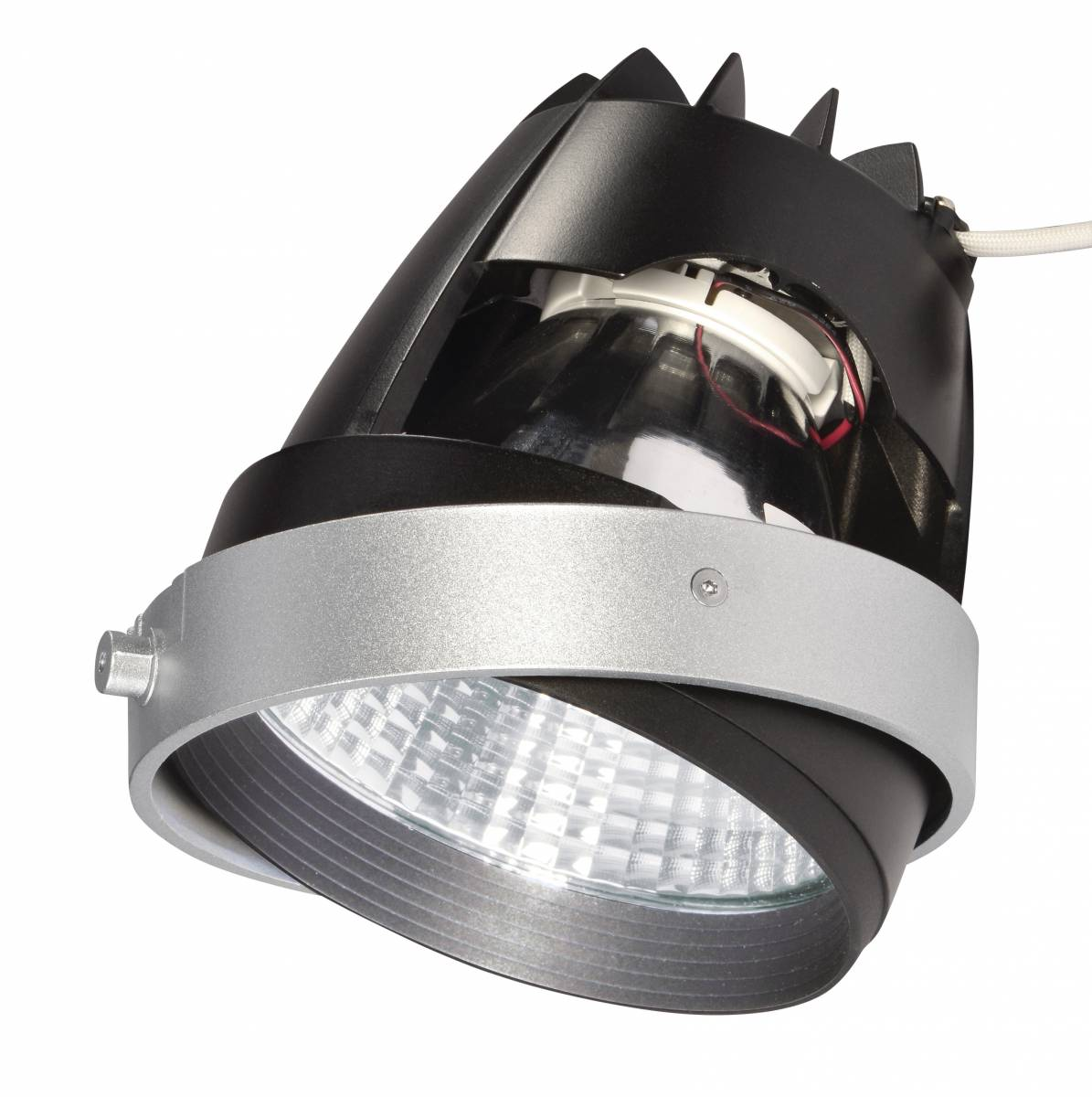 COB LED MODULE, silver-grey, 70°, CRI90+, 4200K