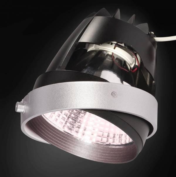 COB LED MODULE, silver-grey, 12°, CRI65+