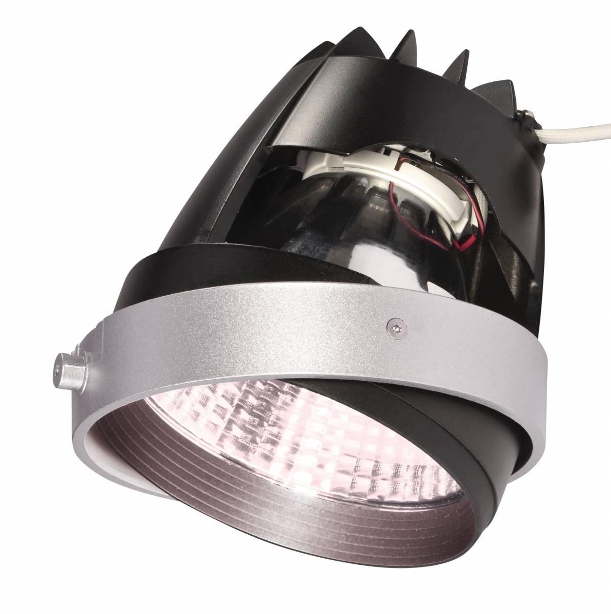COB LED MODULE, silver-grey, 30°, CRI65+