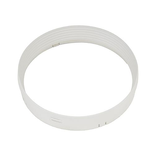 AIXLIGHT PRO ZIERRING, aluminium, white