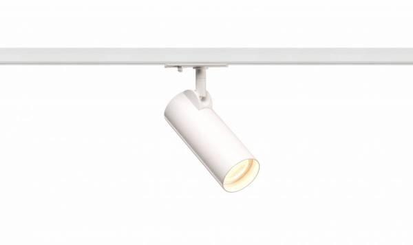 HELIA 50 LED Spot, 3000K, white, 35°, incl. 1 Phase adapter