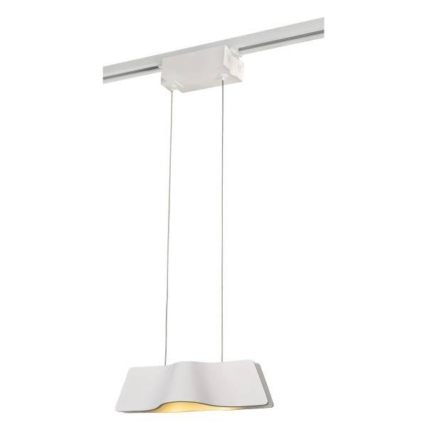 WAVE PENDANT pendulum luminaire, 9W LED, 3000K, white