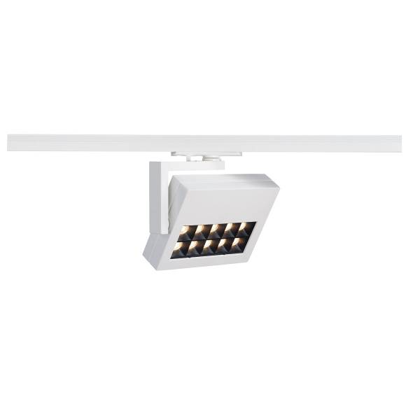 PROFUNO LED, 3000K, 60°, incl. 1P.-Adapter, white