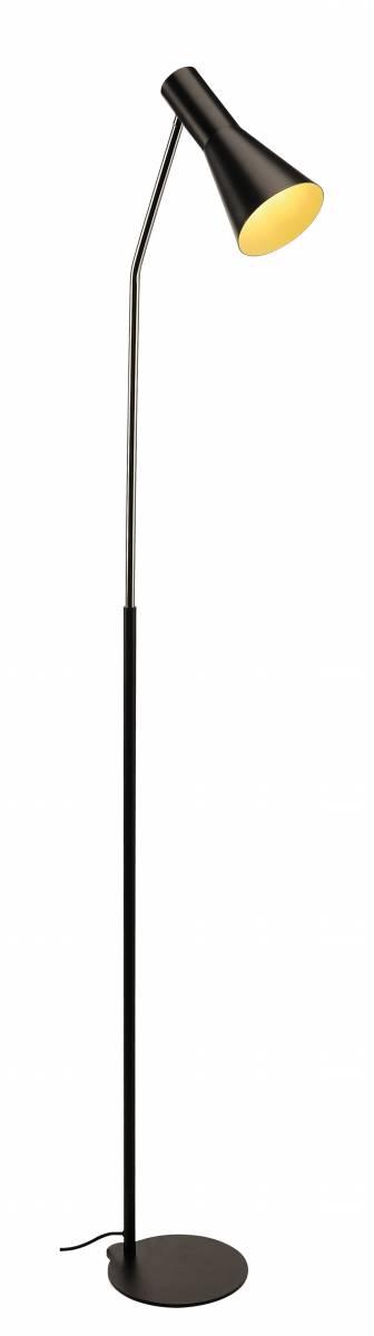 PHELIA floor stand, black, E27