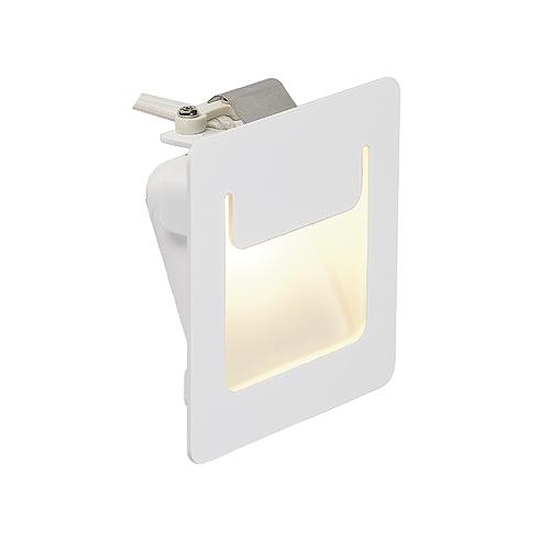 DOWNUNDER PUR 80 LED 3,5W,350mA, 3000K, square, white