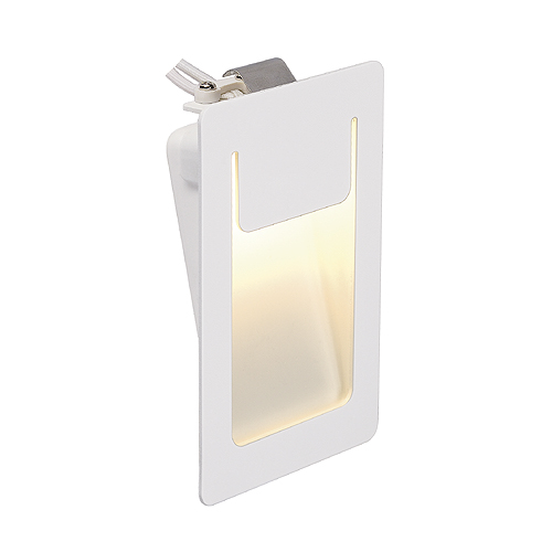 DOWNUNDER PUR 120 3,6W LED, 3000K, 80x120, white