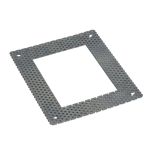Mounting frame for DOWNUNDER PUR 120x155 LED, angular