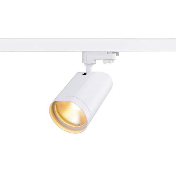 BILAS SPOT LED, 15W, 2700K, 60°, round, white