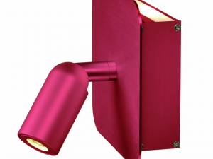 NAPIA Wall light, red