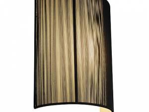 LASSON WL-3 wall lamp, E27, max. 40W, black