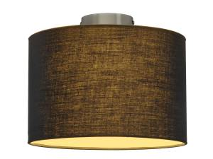 FENDA lamp shade , black