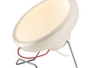 I-RING FLOOR, 72SMD LED, 14W, 3000K, round, matt white