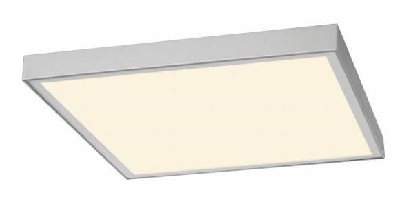 I-VIDUAL, 3000K, silver-grey, L/W 61.7/61.7 cm