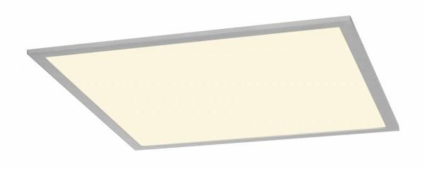 I-VIDUAL, 4000K, silver-grey, L/W 61.7/61.7 cm