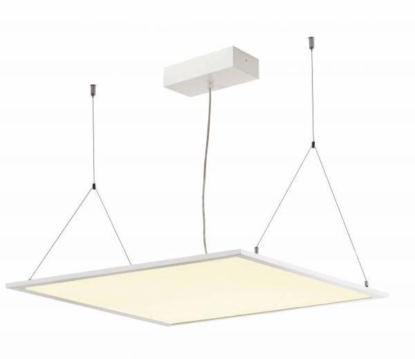 I-VIDUAL LED Panel for grid ceilings,620x620mm,UGR<22,4000K