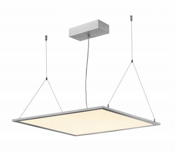I-VIDUAL LED Panel for grid ceilings,600x600mm,UGR<22,3000K
