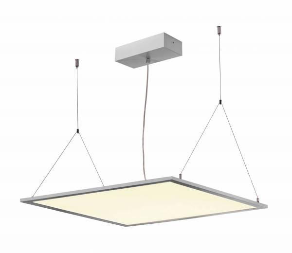 I-VIDUAL LED Panel for grid ceilings,600x600mm,UGR<22,4000K