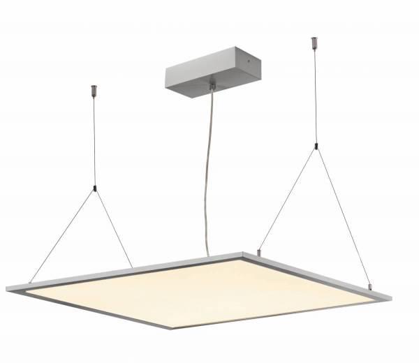 I-VIDUAL LED Panel for grid ceilings,620x620mm,UGR<22,3000K