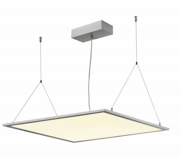 I-VIDUAL LED Panel for grid ceilings,620x620mm,UGR<22,4000K