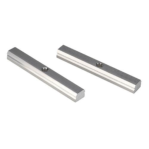 Mounting bracket f. LED Wall profile, +Screws & dowels, 3pcs