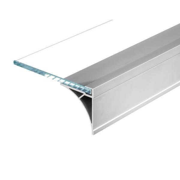 GLENOS Regal Profile 100, 1m, alu anodized