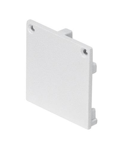 Glenos END CAP for PROFILE 3030, white