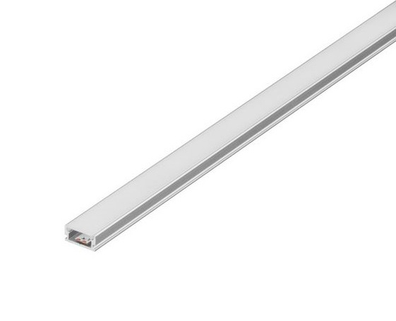 GLENOS Linear profile 1107-100, 1m, alu anodized