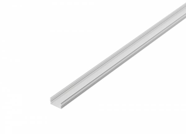 GLENOS linear profile, 2713-200, 2m, alu anodized