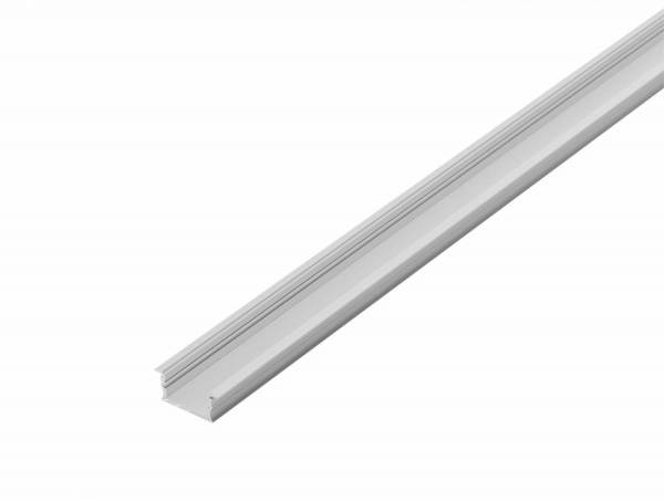 GLENOS recessed linear profile 3314-100,1m,anodised alu.