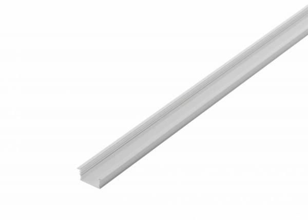 GLENOS recessed linear profile 3314-200, 2m, matt white