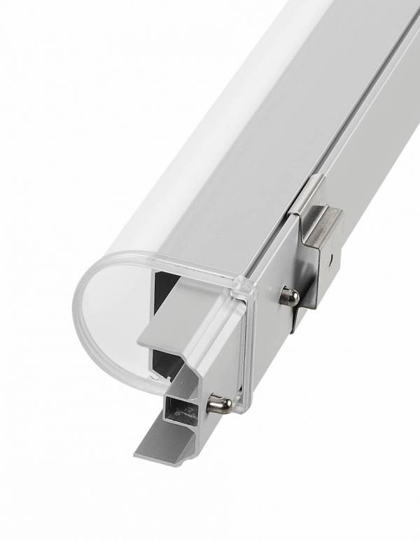 GLENOS industrial profile direct connector