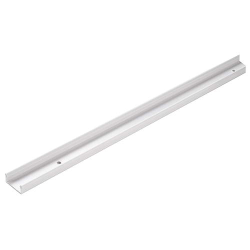 Mounting bar for LED-Strips RGB, 3in1, 24V, 1 meter
