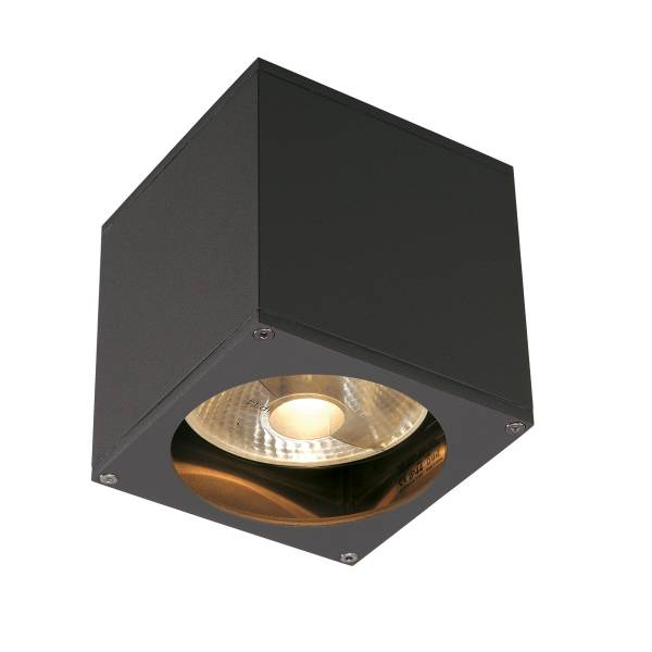 BIG THEO WALL OUT WALL LUMINAIRE, ES111, max.75W, anthracite
