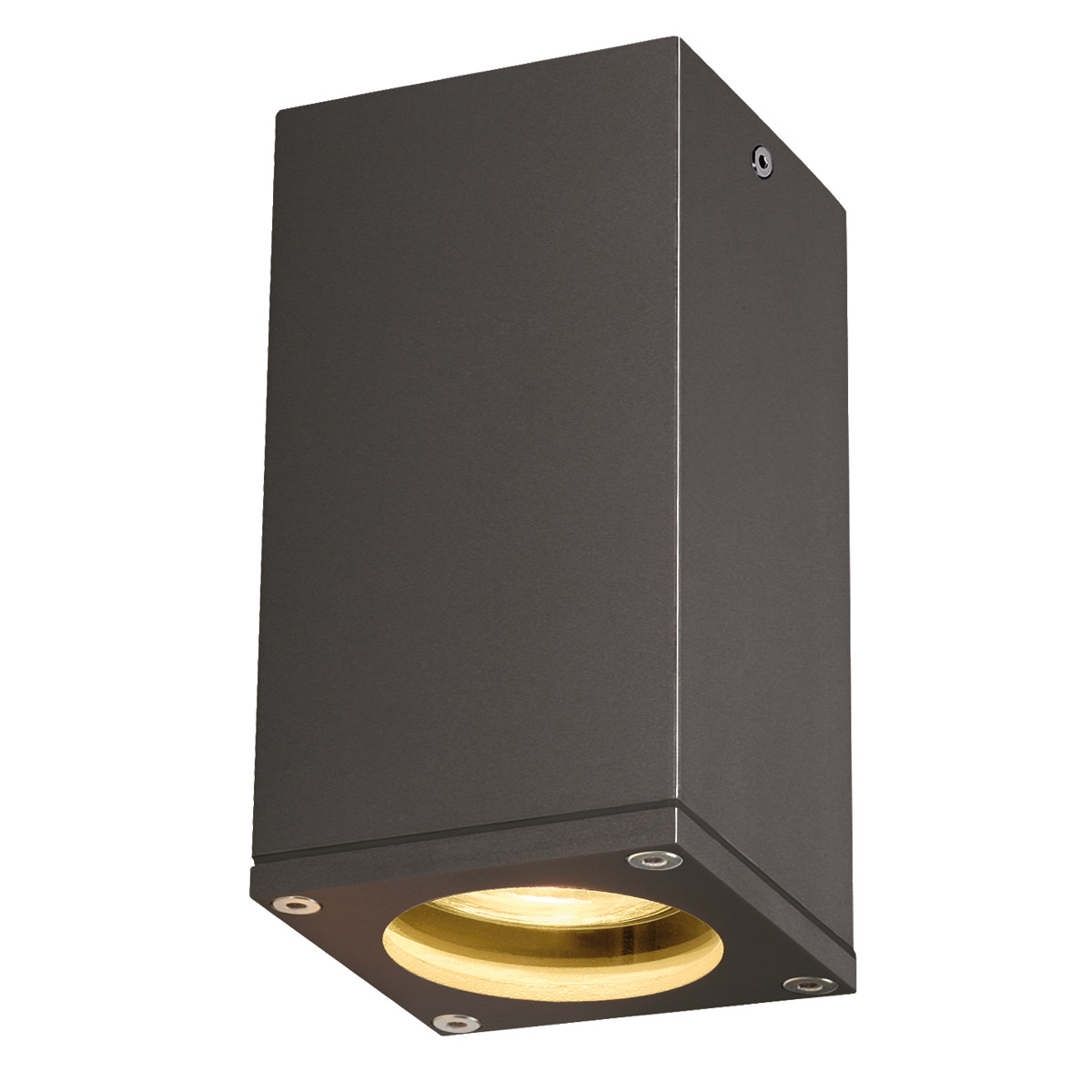 BIG THEO UP/DOWN OUT WALL LUMINAIRE, ES111, anthracite