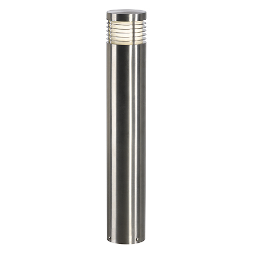 VAP SLIM 60 floor lamp, E27 max.20W, stainless steel brushed
