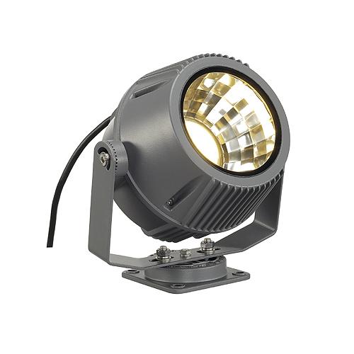 FLAC BEAM LED, Philips DLMi Module 2000lm, 3000K, stone grey