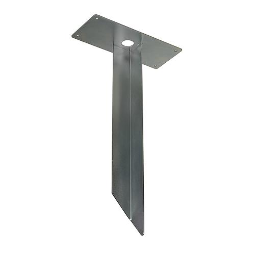 Earth spike for BACCO 70/90, galvanised Steel, length=50cm