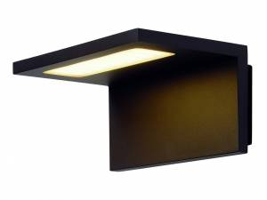 ANGOLUX WALL, 36 SMD LED, 7,5W, 3000K, IP44, anthracite