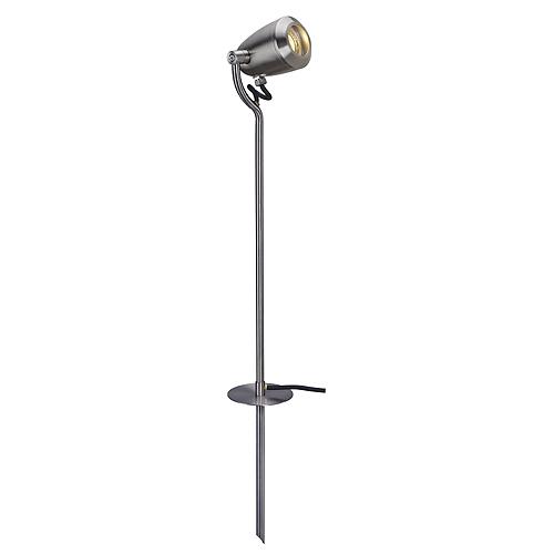 CV-SPOT 80 spike luminaire, GU10, max. 4W, IP65, st. Steel