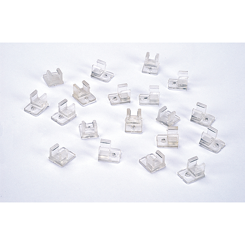 Mounting clips for LED TUBELIGHT, 100 pieces