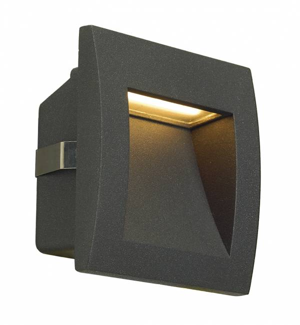 Downunder OUT LED S, 1,7W, 3000K, anthracite