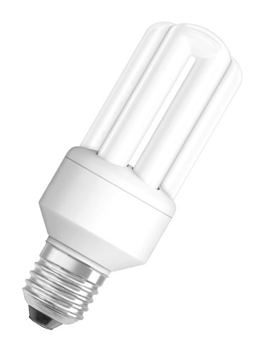 DEL LRXP-RY 14W/827/E27, Energy saving lamp schaltfest