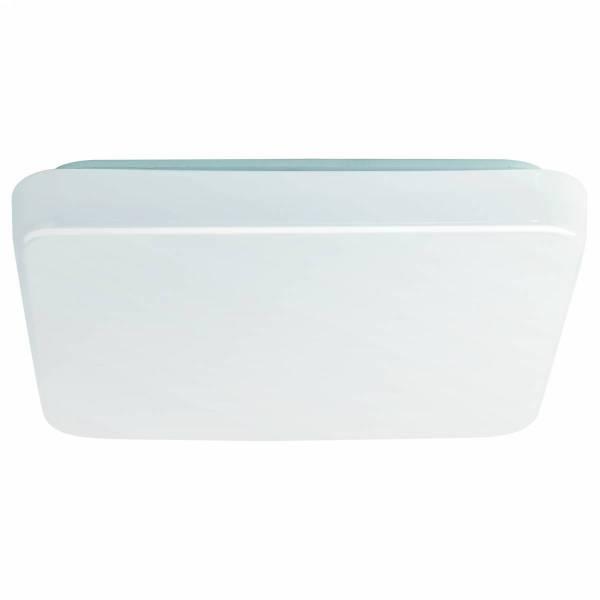 """Ceiling luminaire """"Giron Pro"""" 280 / square 3000K white"""