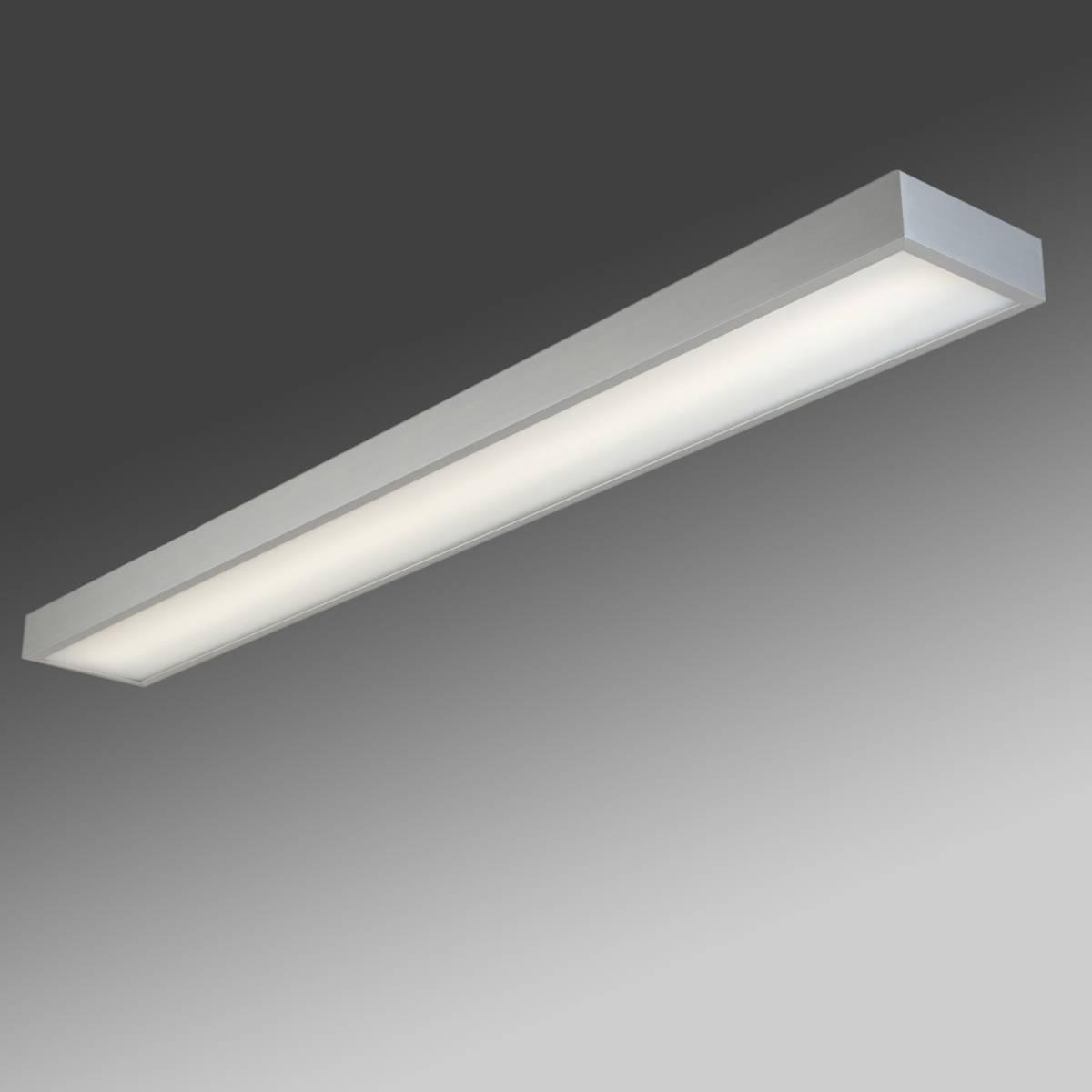 Office LED D/I  86W, 4000K, 9735lm, DALI, anodized, L-1,5m