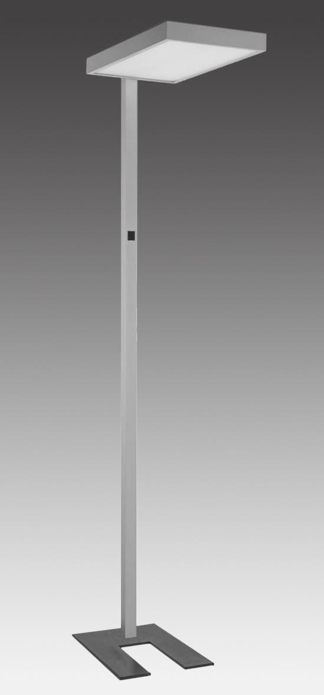Office II  FSL LED 80W 10200lm,840,D/I, dimm, LS/PD,anodized