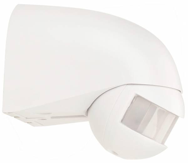 Motion sensor infrared IP44, white