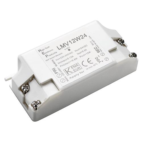 LED power unit, 12W, 24V