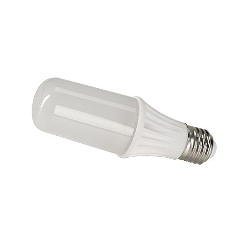 E27 Tube LED, 5W, 3000K, for outdoor luminaires
