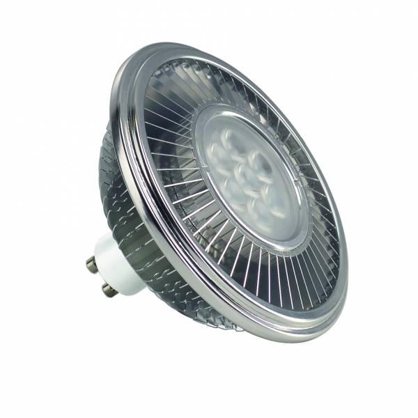 ES111, CREE XT-E LED 17W 4000K, 870lm, CRI>90, 140°,dimmable