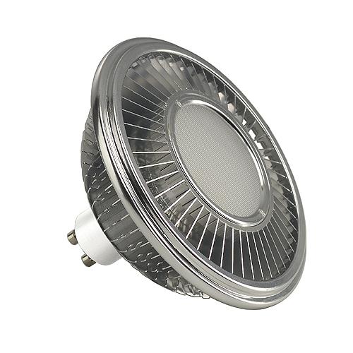 ES111, CREE XT-E LED 17W 4000K, 740lm, CRI>90, 140°,dimmable